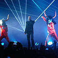 "Pet Shop Boys: ""West End Girls"" - Budapešť, Maďarsko"