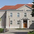 Town Court (formerly it was the District Court) - Hatvan, Hungria