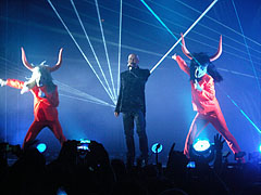 "Pet Shop Boys: ""West End Girls"" - Budapest, Hongrie"