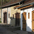 New and renovated wine cellars - Mogyoród, Hongrie