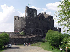 Castle of Hollókő - Hollókő, Madžarska