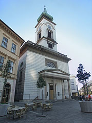 The Reformed Church of Kálvin Square - Budapeszt, Węgry