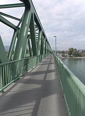 "Újpest Railway Bridge (in Hungarian ""Újpesti vasúti híd""), also known as the Northern Railway Bridge - Budapeszt, Węgry"