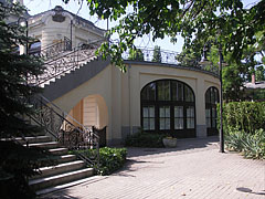 Details of the Stefánia Palace (the north-western side) - Будапешт, Венгрия