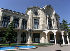 The neo-baroque style Stefánia Palace - Будапешт, Угорщина