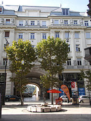 The so-called Piarist Center building - Budapest, Ungarn