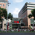 WestEnd City Center mall, shopping center and business center - Boedapest, Hongarije