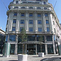 The AEGON insurancy company headquarters' building was proclaimed a monument - Budapest, Ungari