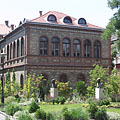One of the buildings of the Szent István University Faculty of Veterinary Science (former Veterinary Science University) - Budapest, Ungari
