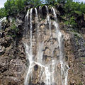 "Big Waterfall (""Veliki slap"") - Plitvice Lakes National Park, Kroatien"