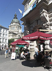 Costa Coffee Café - بودابست, هنغاريا