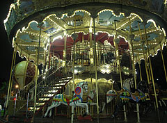 Carrousel de Paris (carousel) - باريس, فرنسا