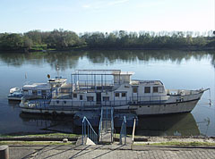 Pleasure boat harbour on River Dráva at Barcs - Barcs, Hungary