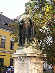 Statue of Blessed Pope Innocent XI - Budapest, Hungary