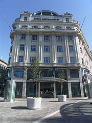 The AEGON insurancy company headquarters' building was proclaimed a monument - Budapest, Hungary