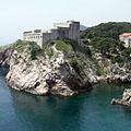 Fort of St. Lawrence (Lovrijenac) - Dubrovnik, Croatia