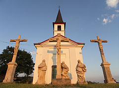 Calvary chapel on Szent Tamás Hill (Saint Thomas Becket of Canterbury Chapel or Pietà Chapel) - Esztergom, Hungary
