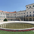 The baroque Esterházy Palace of Fertőd - Fertőd, Hungary