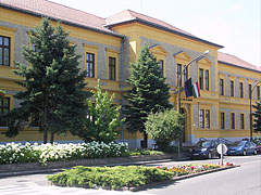 Lehel Vezér High School or Secondary School - Jászberény, Hungary