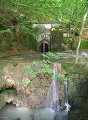 One of the two sources of the Jósva Stream: the Táró Spring - Jósvafő, Hungary