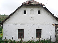 An old farmhouse, built in 1903 - Komlóska, Hungary