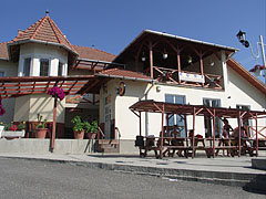 """Komp"" (=ferry) restaurant and guest house at the harbor - Olaszliszka, Hungary"