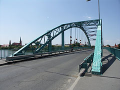 Árpád Bridge of Ráckeve - Ráckeve, Hungary