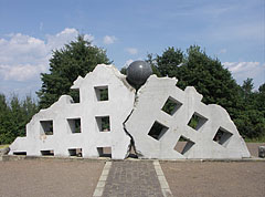 Monument of the Penal Labour Camp of Recsk - Recsk, Hungary