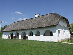 Dwelling house from Hajdúbagos - Szentendre, Hungary