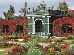 "Privy Garden, also known as the Crown prince's Garden (in German ""Kronprinzengarten"") - Vienna, Austria"