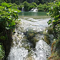 Plitvice Lakes National Park, クロアチア